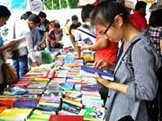 Le salon du livre de Hanoi 2016 prévu en octobre