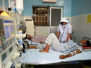 Mise en place d'un service de dialyse à Ho Chi Minh-Ville