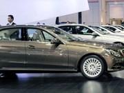 Les véhicules du Japon et d'Allemagne bien appréciés sur le marché vietnamien
