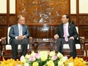 Le Vietnam apprécie les initiatives de développement durable