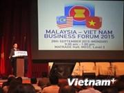 Une nouvelle vague d'investissement malaisien attendue à Ho Chi Minh-Ville