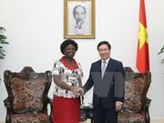 Le Vietnam souhaite continuer de bénéficier des crédits de l'IDA