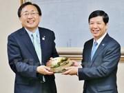 La préfecture d'Aomori (Japon) renforce sa coopération avec le Vietnam