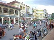 Rapport sur des investissements étrangers au Cambodge