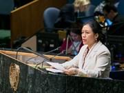 Le Vietnam à un débat sur les enfants et les conflits armés