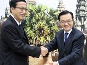 La Chine s'engage à acheter 200.000 tonnes de riz cambodgien par an