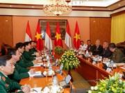 Vietnam-Indonésie : promotion de la coopération dans la défense