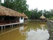 Hâu Giang : développement de produits du tourisme écologique