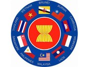 Cérémonie de lever du drapeau de l'ASEAN au Pakistan