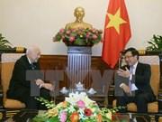 Intensification du partenariat stratégique Vietnam-Thaïlande