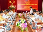 Nghê An et Xieng Khuang ne cessent de cultiver leur solidarité
