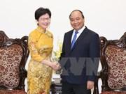 Le Vietnam souhaite voir Hong Kong établir des liens avec ses localités