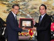 Aide japonaise dans la résilience aux changements climatiques à Thua Thien-Hue