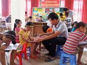 Des cours de peinture gratuits au village de Cô Dô