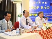 """Prochain tournoi international de tennis de table """"Raquette d'or"""" à Hô Chi Minh-Ville"""