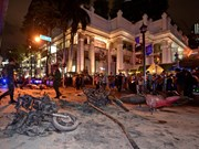 Thaïlande : au moins 20 personnes impliquées dans la série d'attaques au Sud