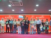 Rencontre d'amitié Vietnam-Russie