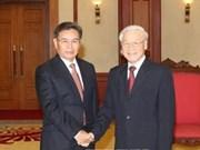 Le chef du PCV plaide pour une coopération accrue entre le FPV et le FENL