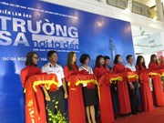 Hanoï : exposition de 70 photos sur Truong Sa prises par une journaliste