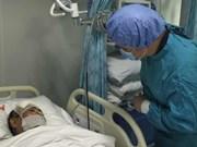 Un pêcheur vietnamien blessé prêt à être rapatrié avec l'aide de la Chine