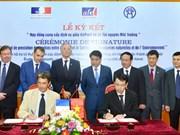 La France soutient Hanoi pour améliorer son réseau de surveillance de la qualité de l'air