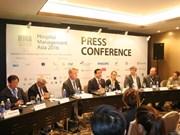 Conférence de gestion des hôpitaux d'Asie 2016