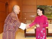 Vietnam-Bhoutan : les organes législatifs scellent une coopération