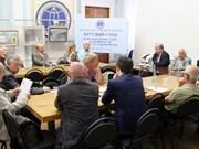 Des experts russes parlent de la Mer Orientale