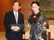 L'AN soutient les échanges entre les députés vietnamiens et japonais