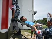 La Chine participe à un exercice conjoint AM-HEX 2016 en Thaïlande