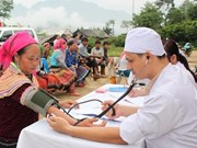 Kon Tum: assistance israélienne dans les consultations et soins médicaux