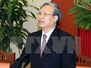 Vietnam et Chine partagent des expériences en matière de contrôle et d'édification du Parti