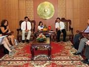 Quang Nam-Côtes d'Armor renforcent leur coopération
