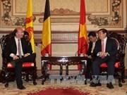 Ho Chi Minh-Ville souhaite élargir sa coopération avec la Wallonie-Bruxelles