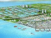Près de 7.000 milliards de dôngs pour le projet de complexe de port et de ZI à Quang Ninh