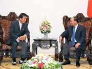 Le PM Nguyen Xuân Phuc reçoit l'ambassadeur spécial Vietnam-Japon
