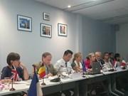 Les pays européens assistent le Vietnam dans la résilience au changements climatique