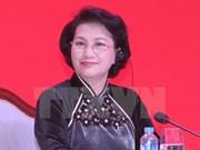 La presse cambodgienne salue la visite de la présidente de l'AN du Vietnam