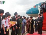La présidente de l'AN entame sa visite d'amitié officielle au Cambodge