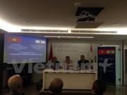 Renforcement de la coopération Vietnam-Liban dans divers domaines