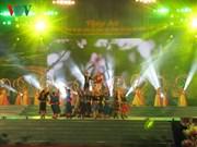 Clap de début pour la 13e Fête culturelle, sportive et touristique des ethnies du Nord-Ouest élargi