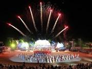 Clôture des 5es Jeux asiatiques de plage ABG5