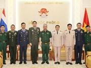 Le Vietnam tient en haute estime ses liens de défense avec la Thaïlande