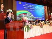 Nguyen Thi Kim Ngan à la 37e Assemblée générale de l'AIPA