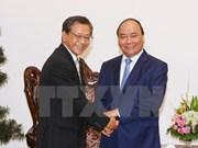 Intensifier le partenariat stratégique approfondi VN-Japon