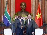 L'Afrique du Sud est le premier partenaire du Vietnam en Afrique