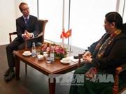 Vietnam - Danemark: renforcement des relations bilatérales