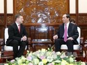 Le président Trân Dai Quang reçoit de nouveaux ambassadeurs