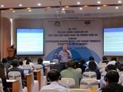 Expériences d'un expert européen au service du développement de la pisciculture vietnamienne