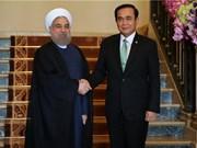 L'Iran et la Thaïlande conviennent de lutter contre le terrorisme